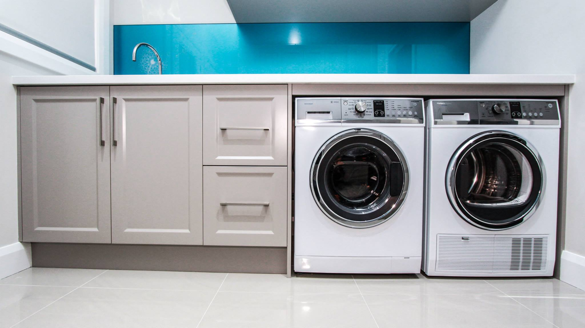 Laundry j d custom cabinetry we design and build laundry cabinets to suit your style and needs whether you need new cabinets for your existing laundry or a new fit out we can create a solutioingenieria Image collections
