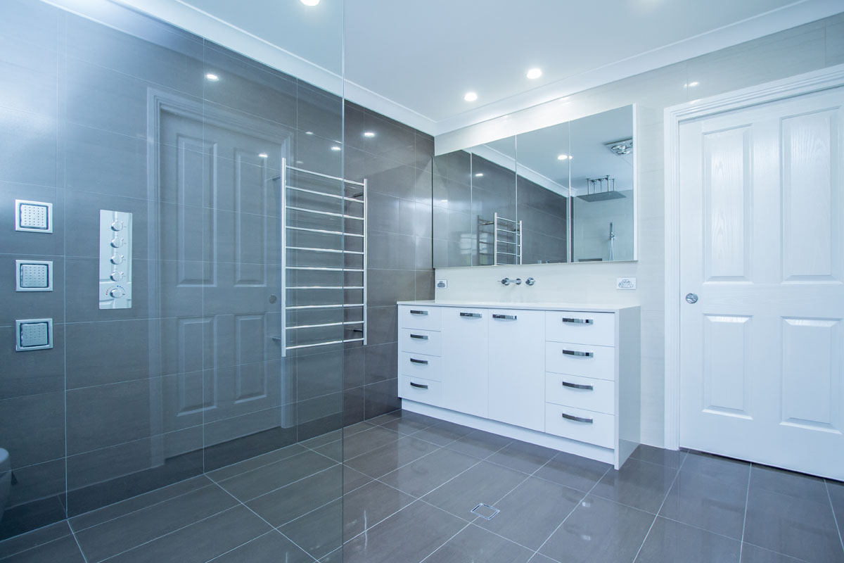 Bathroom | J & D Custom Cabinetry