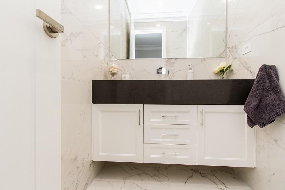Custom Bathroom Vanities Penrith bathroom | j & d custom cabinetry